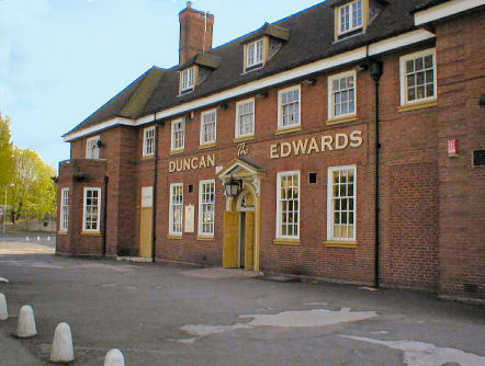 The Duncan Edwards Pub
